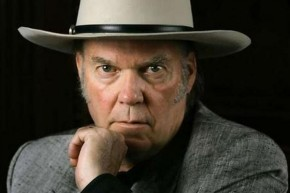 Review: Neil Young's 'Fork' Stalls Out As Gearhead-Talking Protest LP