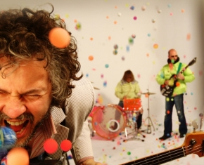 Review: New Flaming Lips Album Is More AbstractVision