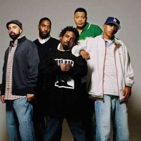 Review: Jurassic 5 Cultivate Cuddly Vision Of Hip-Hop