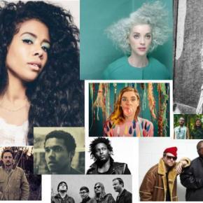Soundbytes: Top Albums Of2014