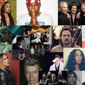 Soundbytes: Top Albums Of 2016